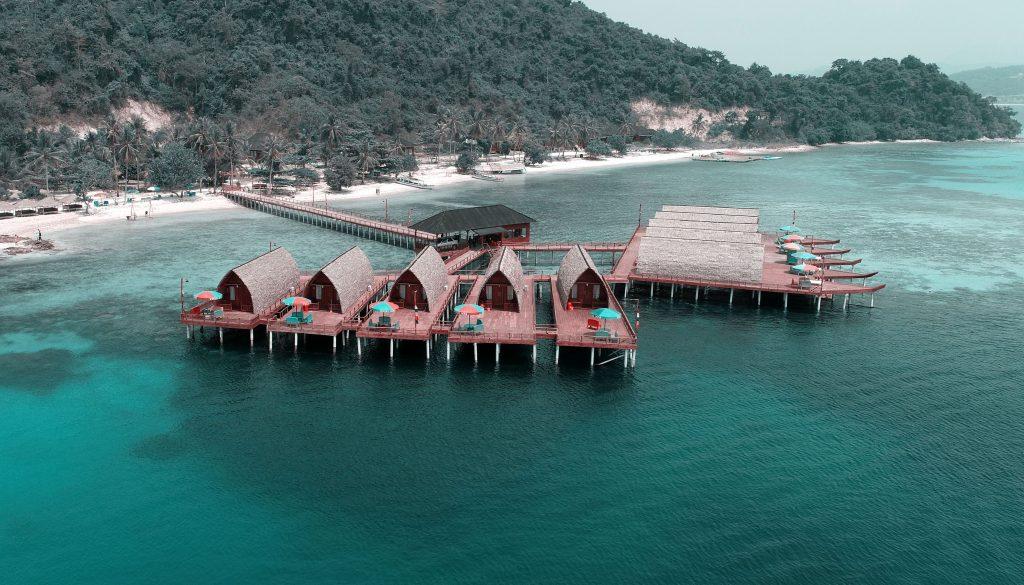 Wisata Tegal Mas Lampung