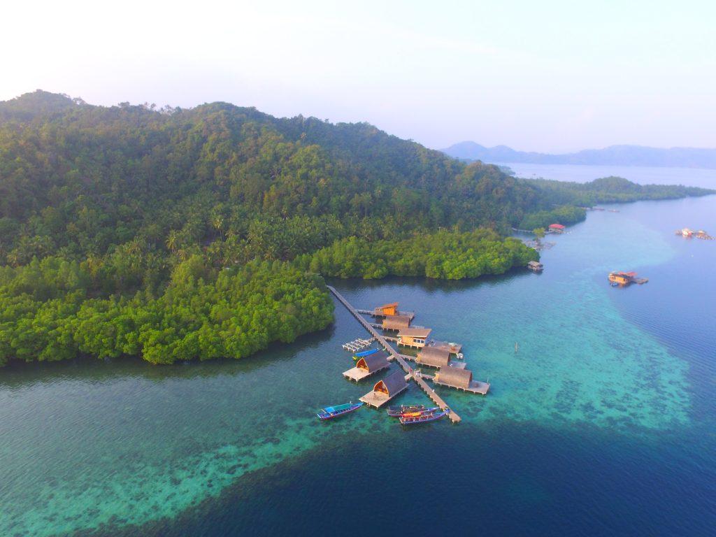 Villa Lombok Laut Pahawang