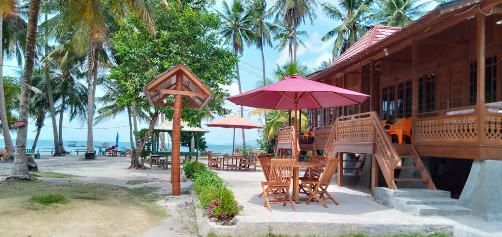 Villa Panggung Pahawang